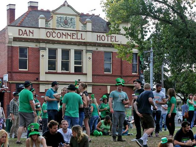 Dan O'Connell Hotel St Patrick's Day
