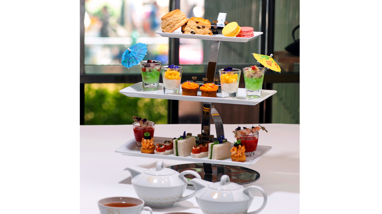 1823 Tea Lounge by Ronnefeldt