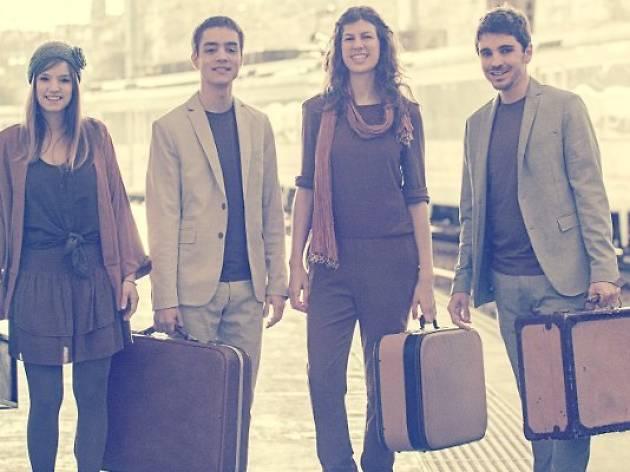 Quartet Mèlt presenten 'Maletes'
