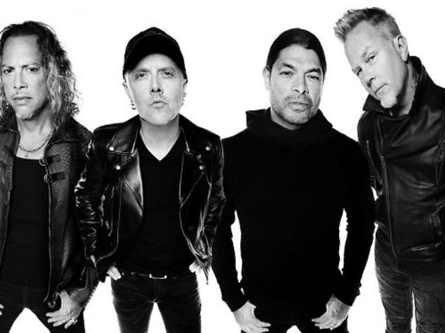 Ten best Metallica songs