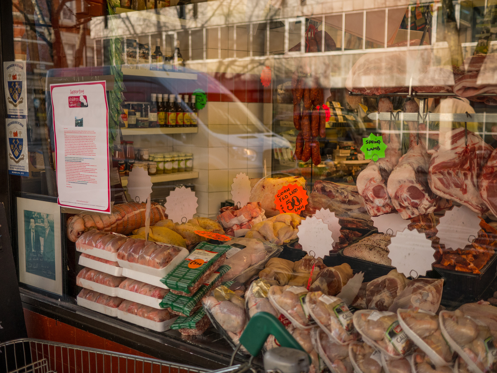 Theobalds/McKanna Meats, London's best butchers feature 2017