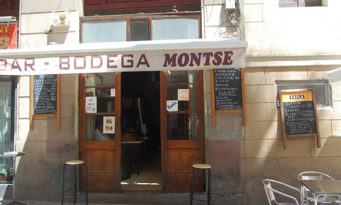 Bodega Montse: life lessons
