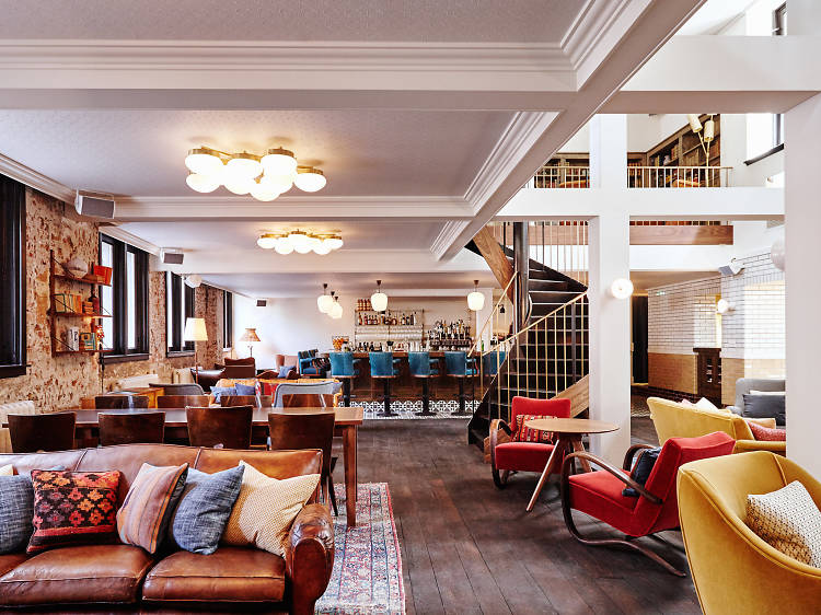 The best mid-range hotels in Amsterdam