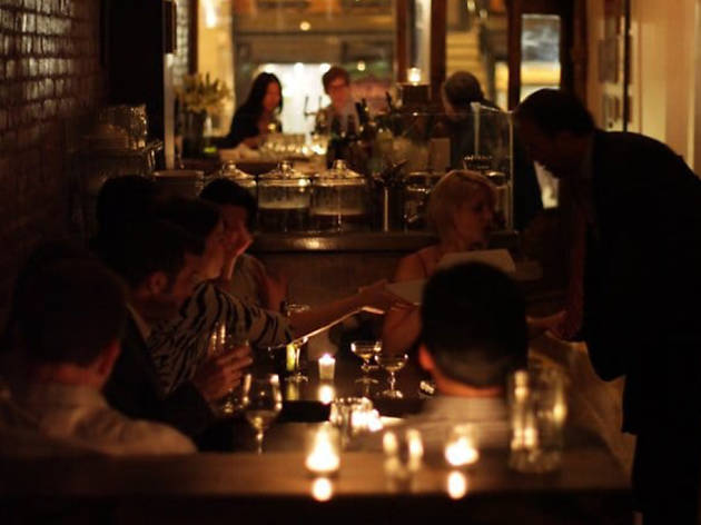 The Immigrant Wine Bar and Taproom, east village, wine bar