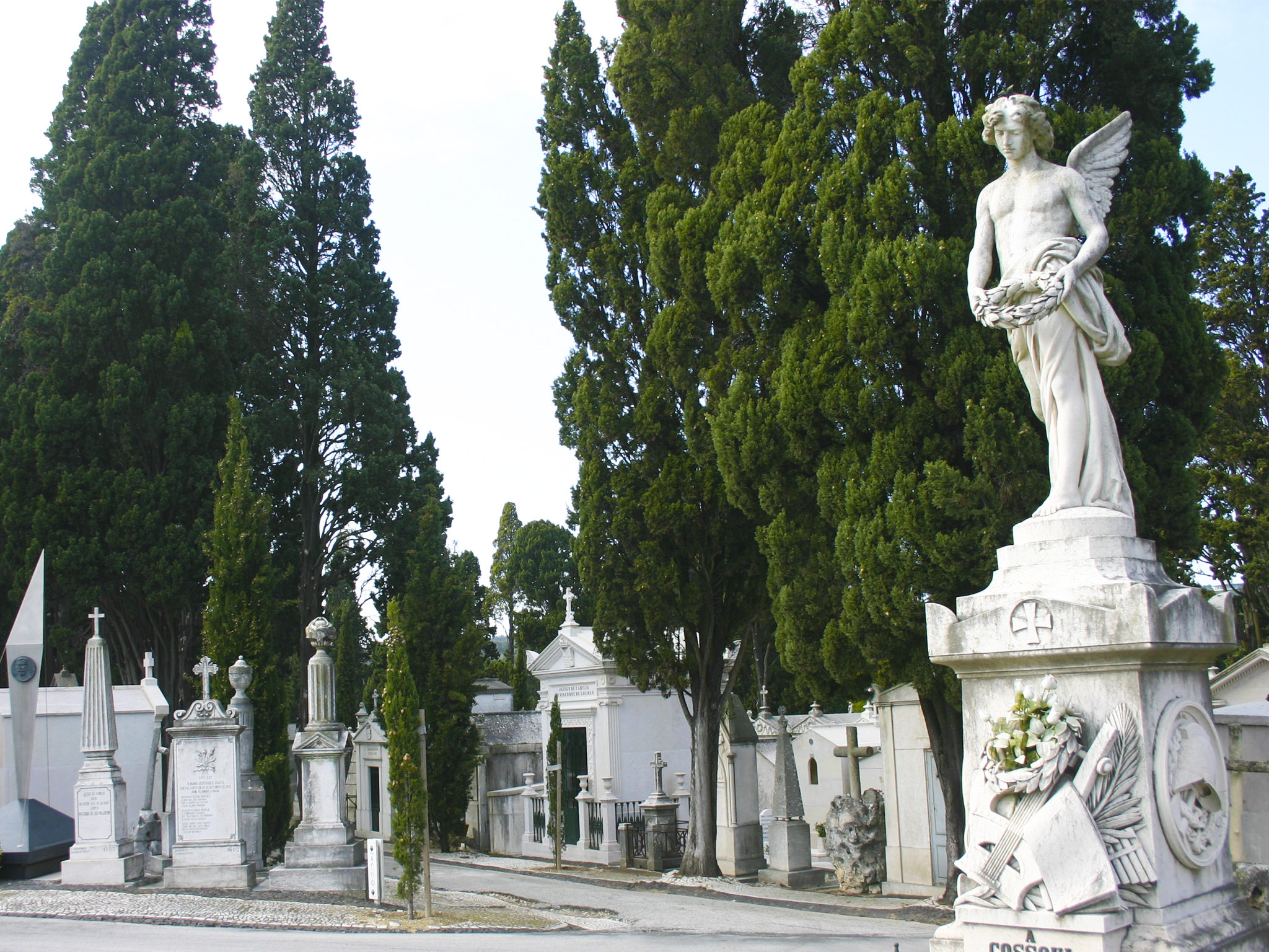 cemitério dos prazeres