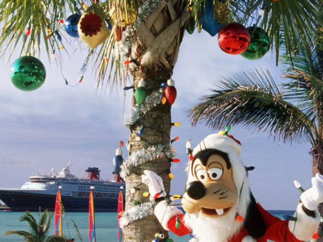 Seven-night Very Merrytime Bahamian Disney Cruise leaving from Galveston, Texas