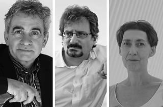 Les marques del temps, conversa amb Atxaga i Sánchez Piñol