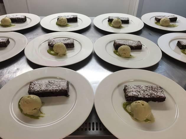 The Abingdon Restaurants In Kensington London