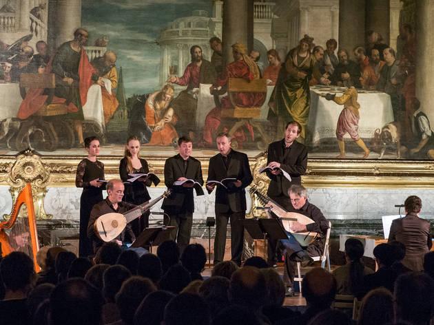 Les Arts Florissants: Monteverdi Madrigals