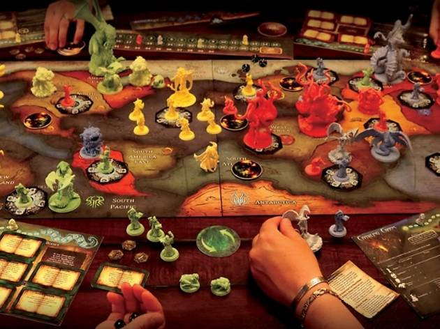 BLAB: Burgers, Lovecraft, And Boardgames
