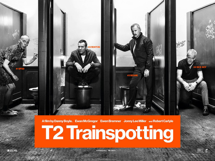 T2 BAR ~T2 Trainspotting Exhibition & BAR~