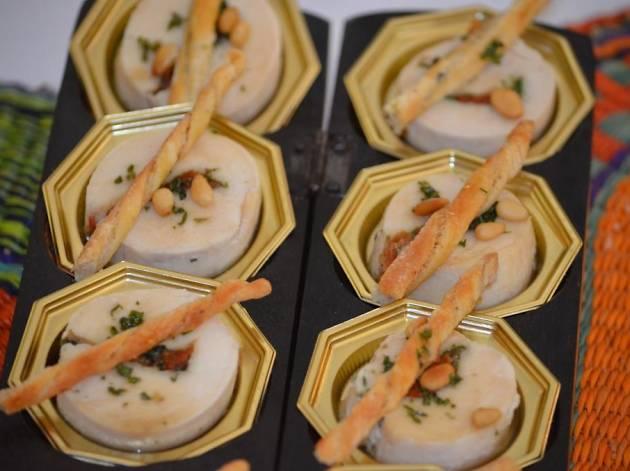 Ghanaian restaurants celebrate French cuisine for Le Goût de France