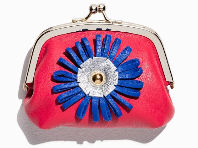 Leather coin purse, & Other Stories, mother's day gift guide, 2017