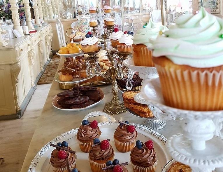 Sugar Factory Cupcakes