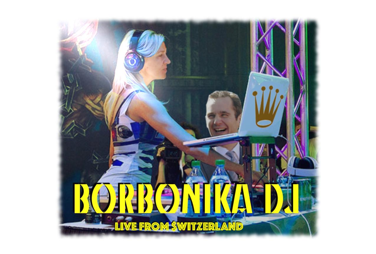 """BORBONIKA DJ – """"MI MARIDO"""""""