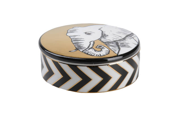 Trinket box by Jonathan Adler, mother's day gift guide, 2017