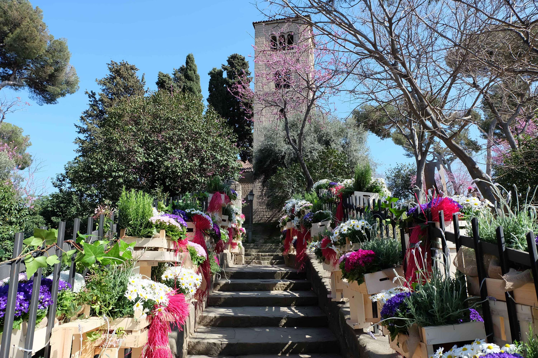 De flor en flor Poble Espanyol