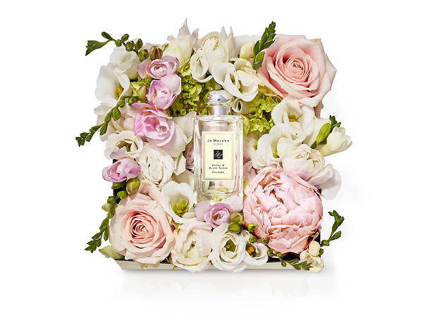Mother's Day floral box by Jo Malone, mother's day gift guide, 2017,