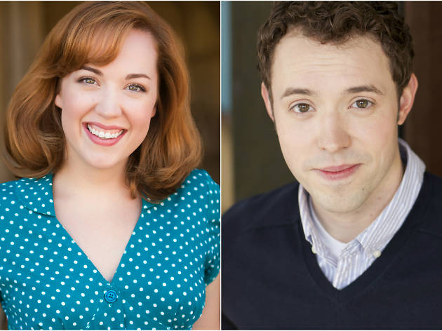 Elizabeth Telford, Alex Goodrich to lead 'She Loves Me' at Marriott