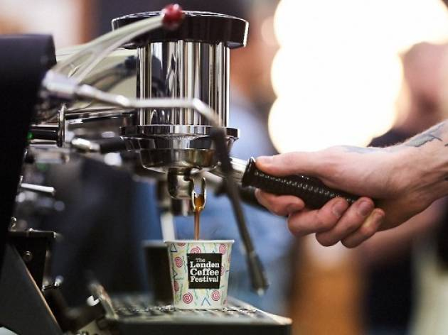 The London Coffee Festival at The Old Truman Brewery