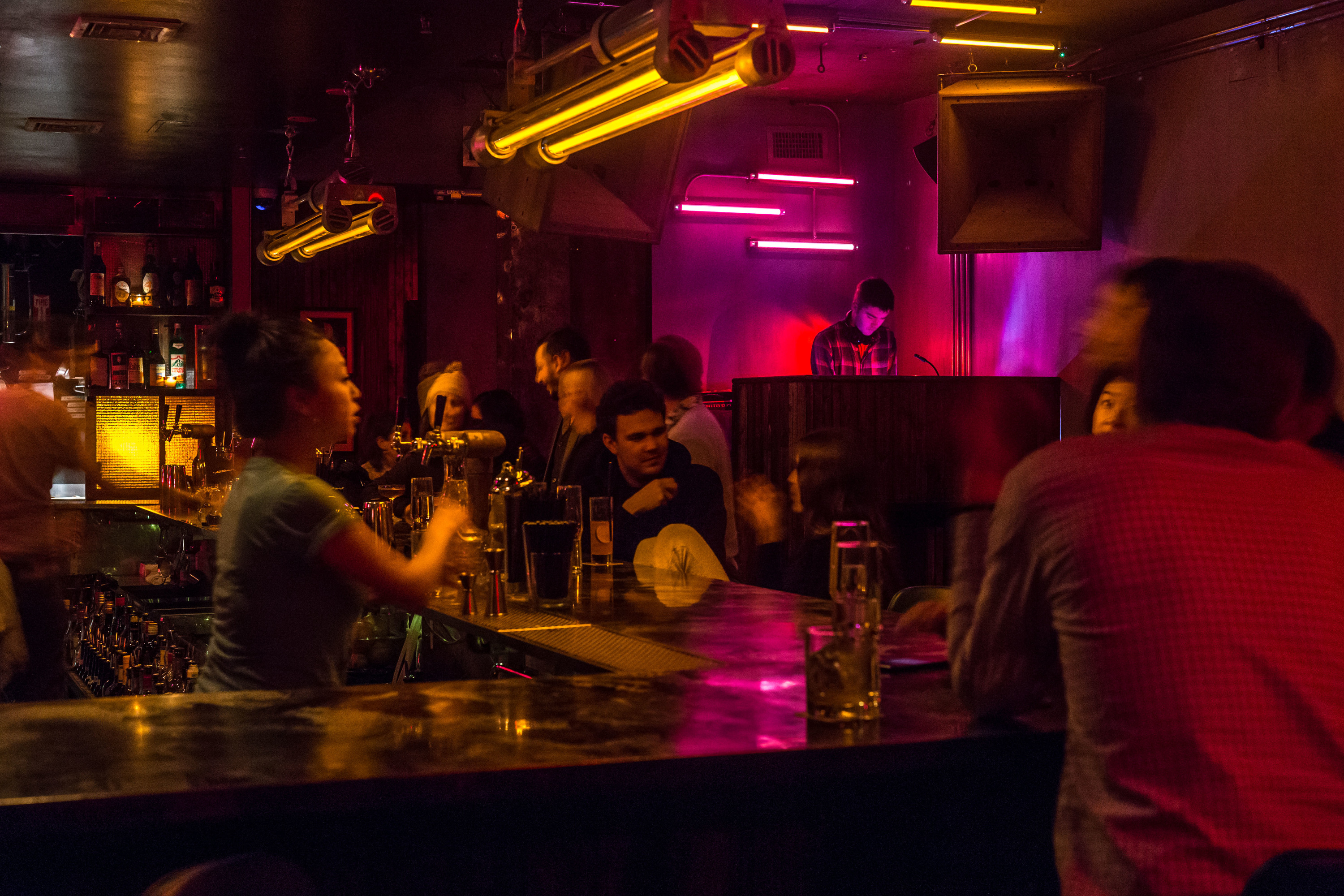 Best hookup bars new york