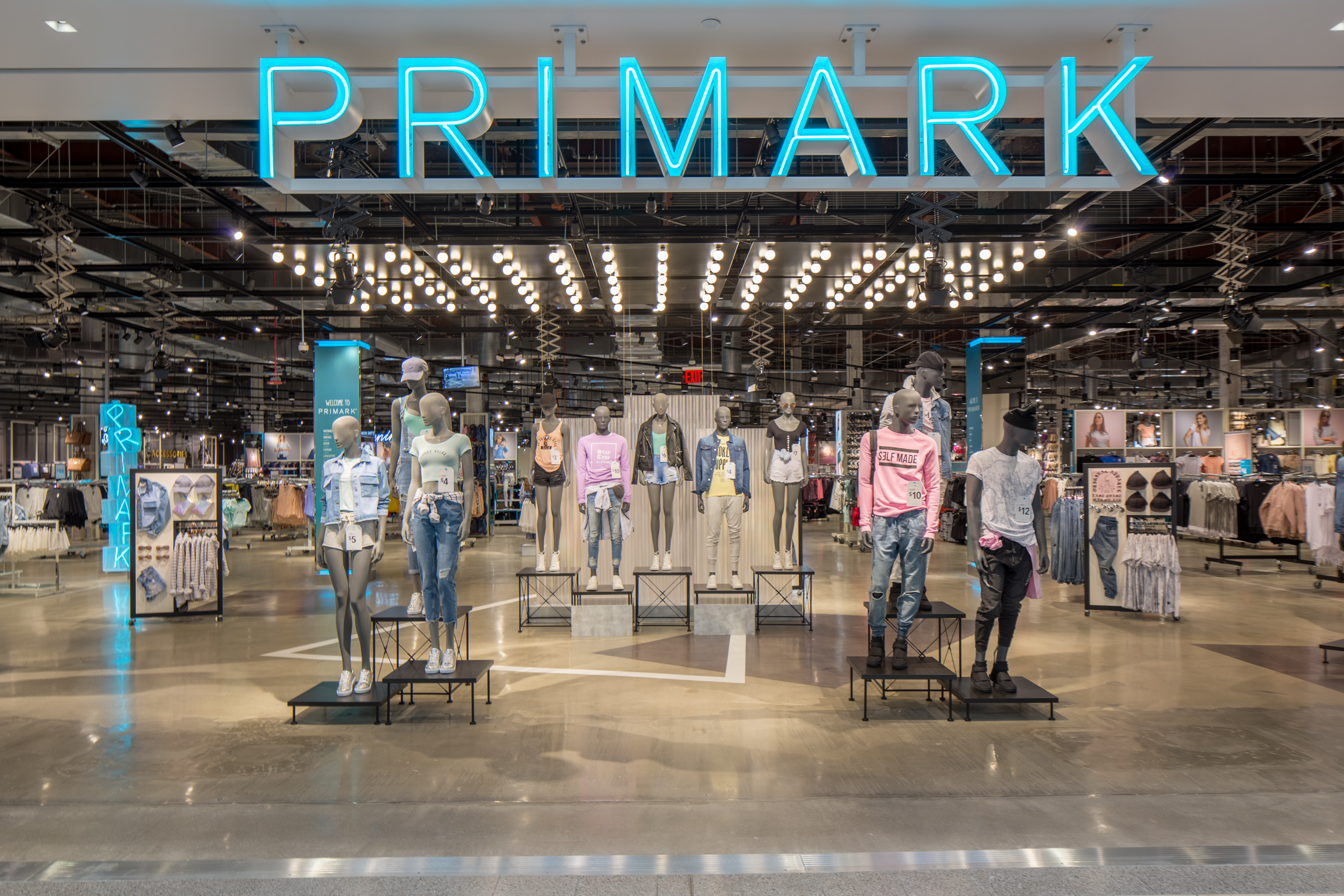 Take a look at New York's first Primark!
