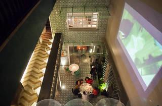 Hotel Condesa DF en Hotel Casa Awolly
