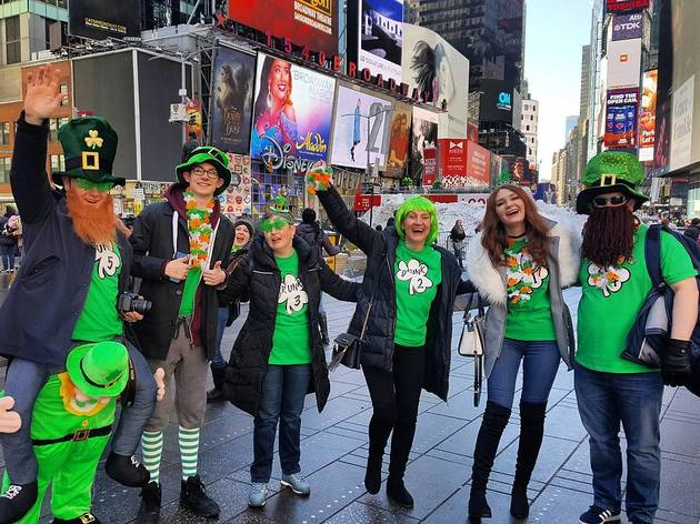 St. Patrick's Day Parade 2017