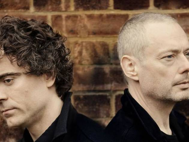 Paul Lewis + Mark Padmore