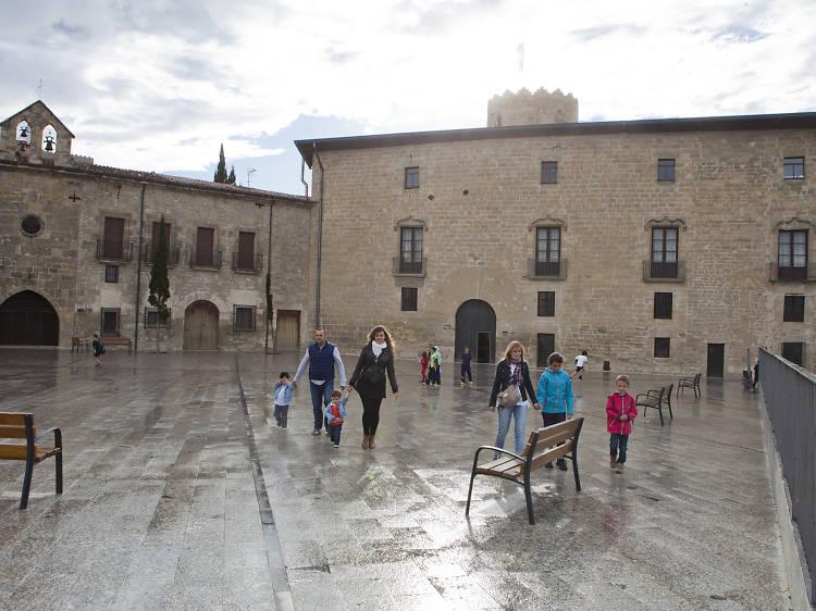 Visites Guiades de Santa Coloma de Queralt