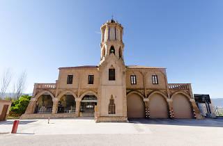 Modernista wineries: Sarral, Espluga de Francolí & Barberà de la Conca