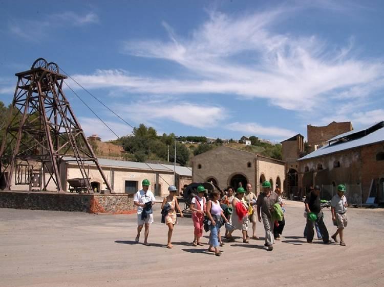 Tarda dia 2: les Mines de Bellmunt i la capital
