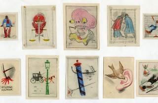 Lo que cuenta Novelas y Cuentos. Las portadas de Manolo Prieto 1940-1957