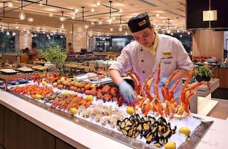 Lemon Garden seafood dinner promotion