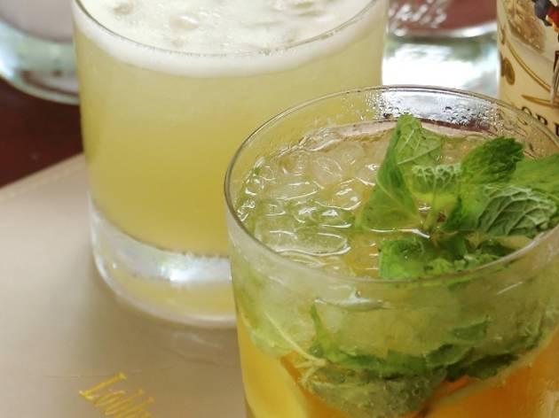 Shangri-La Lobby Lounge rum cocktail promotion