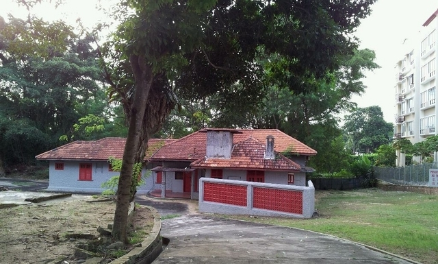 The Red House at Pasir Ris