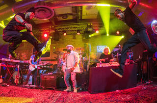 The Roots, Method Man, Redman at Bud Light Jam Session/SXSW Music 2017