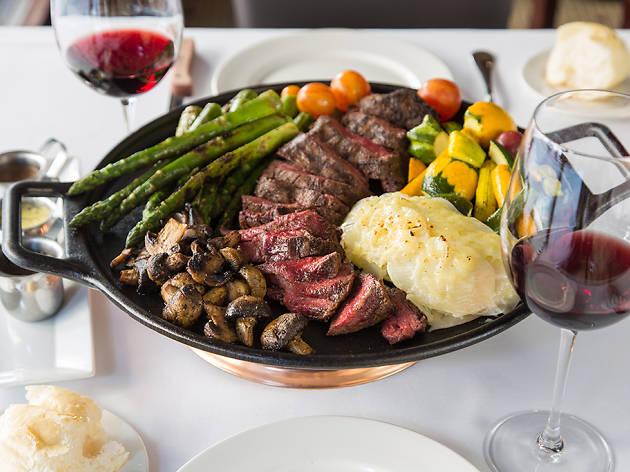 Dickie Brennan's Steakhouse in New Orleans, LA