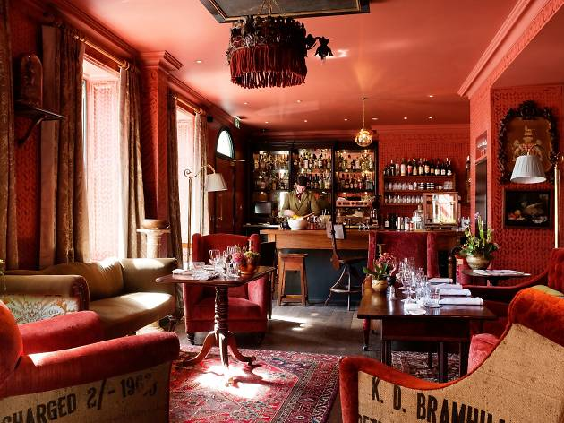 100 best bars and pubs in london, zetter townhouse