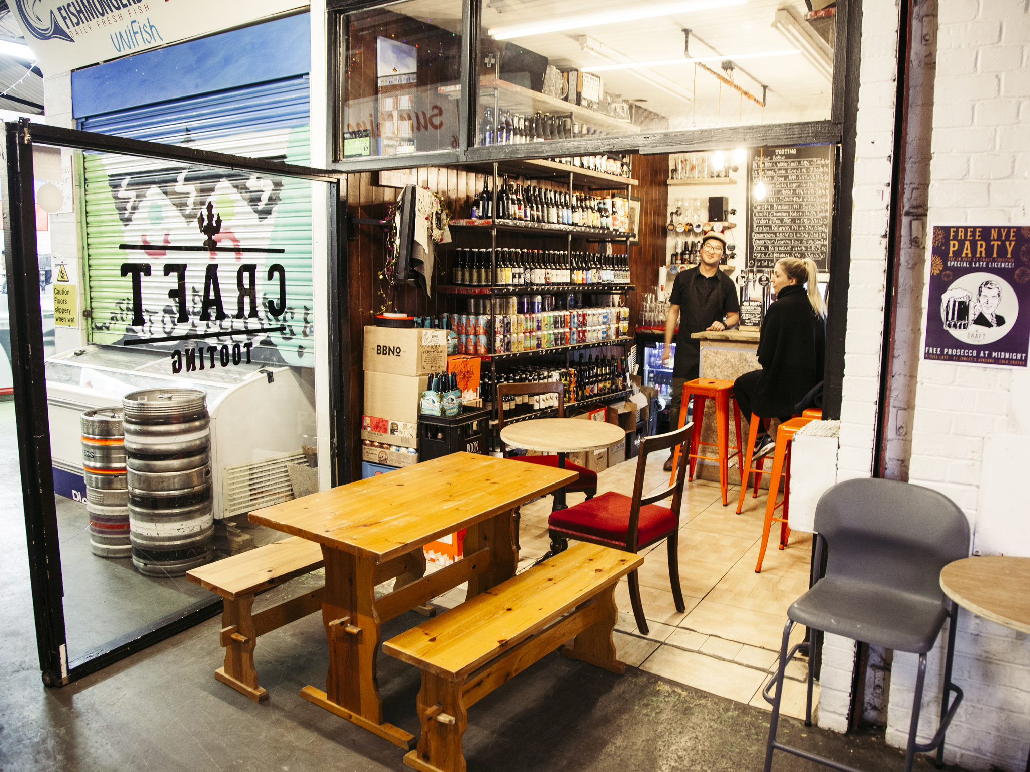 100 best bars and pubs in london, craft tooting