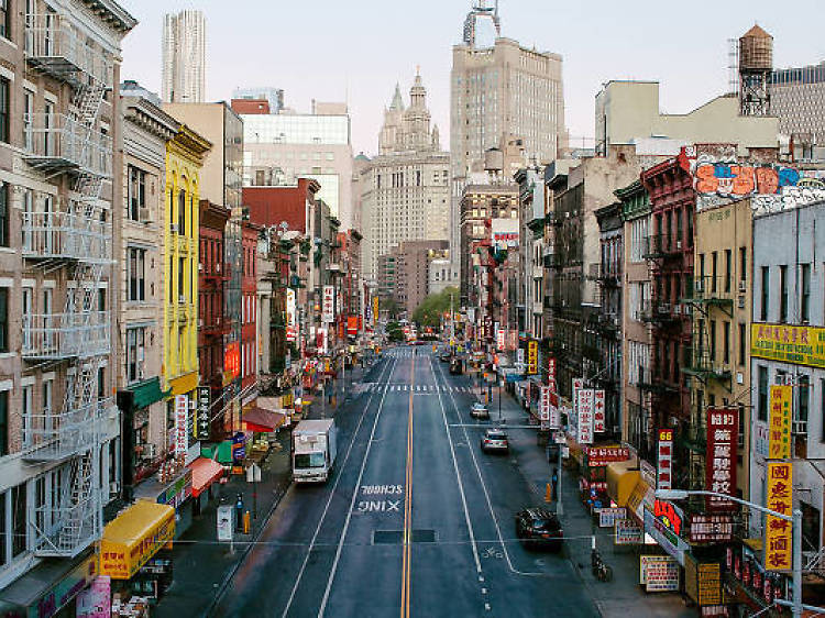Chinatown and Little Italy Food Tour - $65