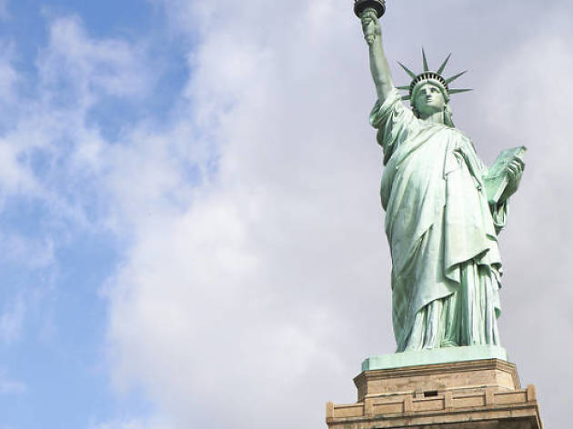 Statue of Liberty and Ellis Island Guided Tour - $57