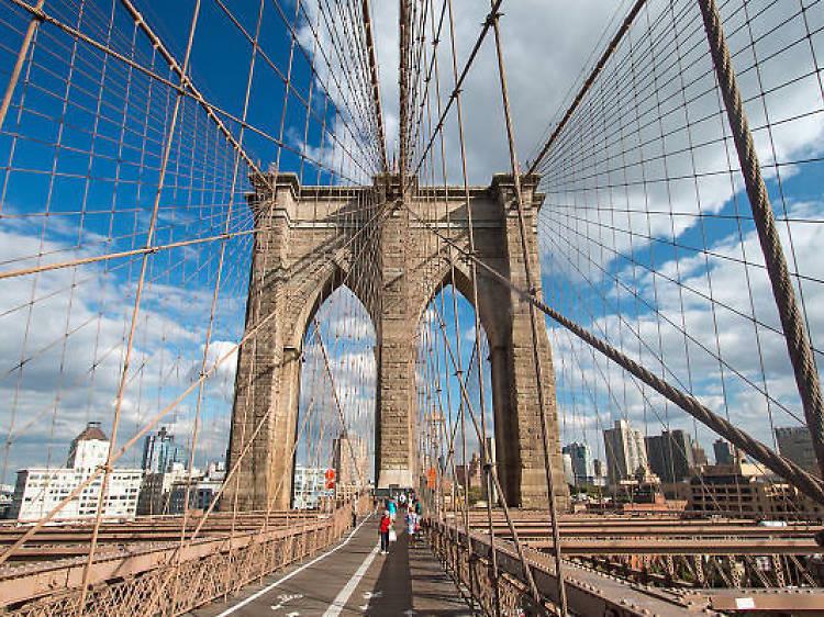 Brooklyn Bridge Bike Tour - $55