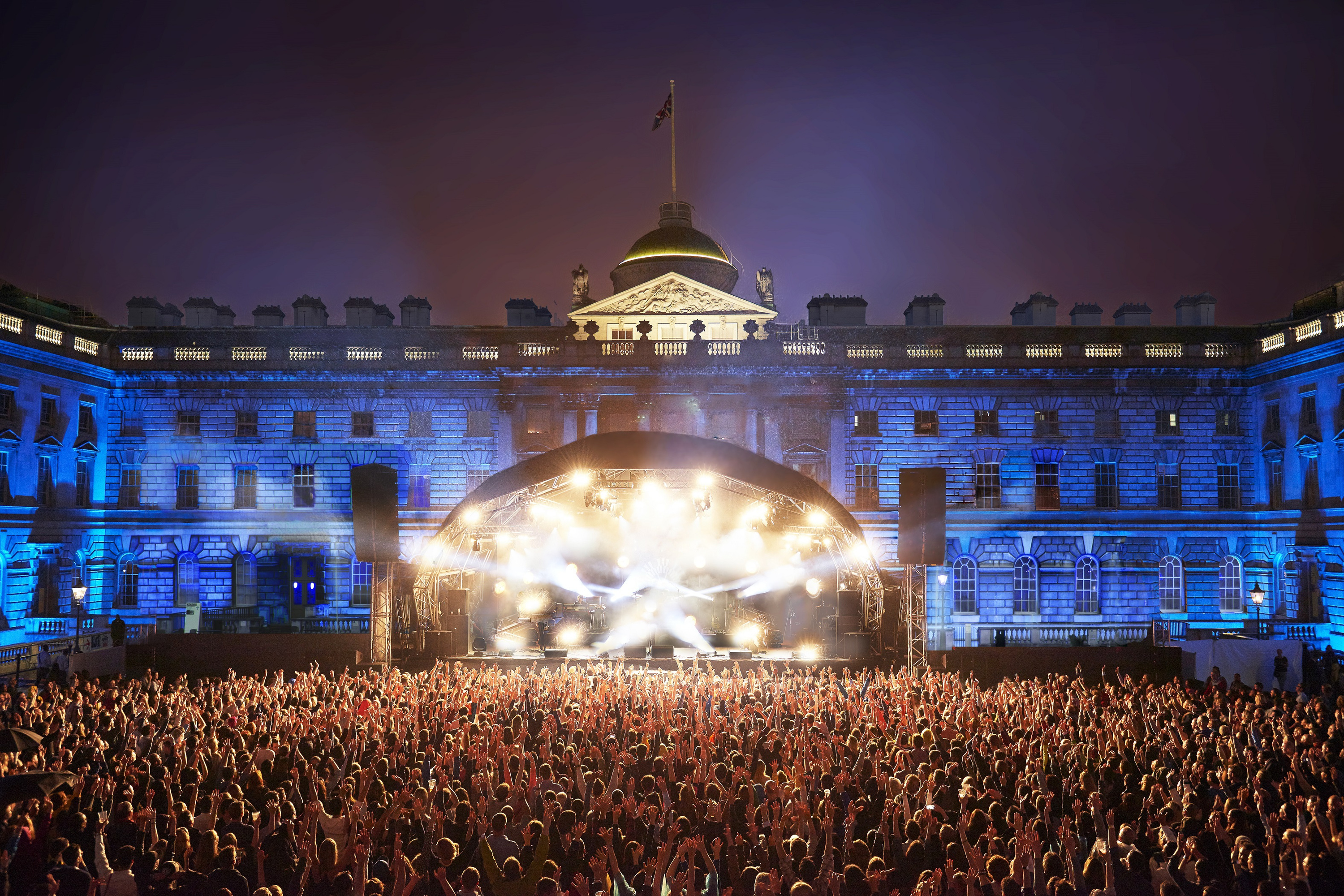 See a gig at Somerset House