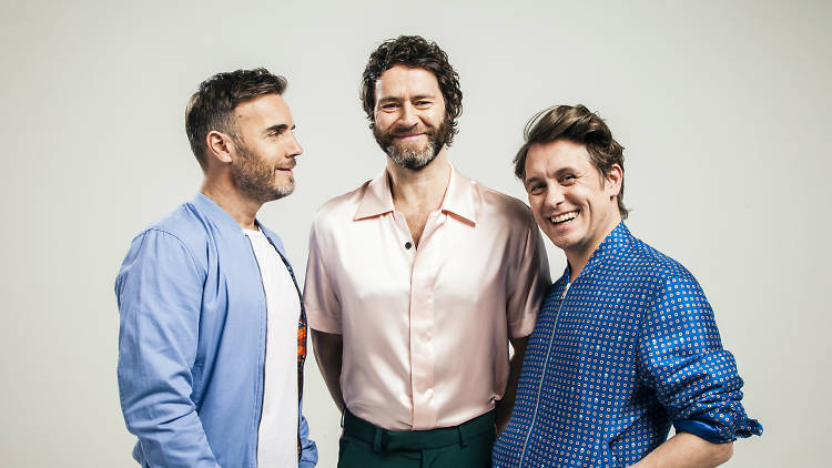 Take That, mothers day interview