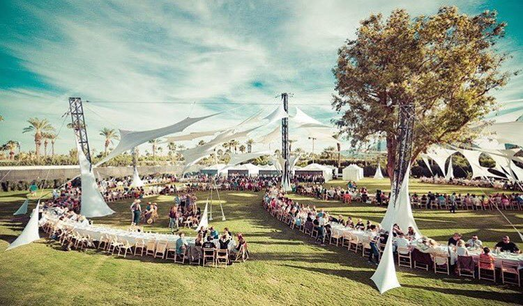 Outstanding in the Field announces the chefs for Coachella's pop-up dinners