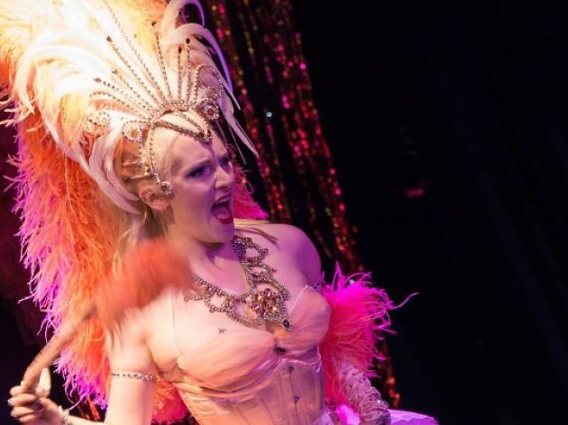 The London Burlesque Festival