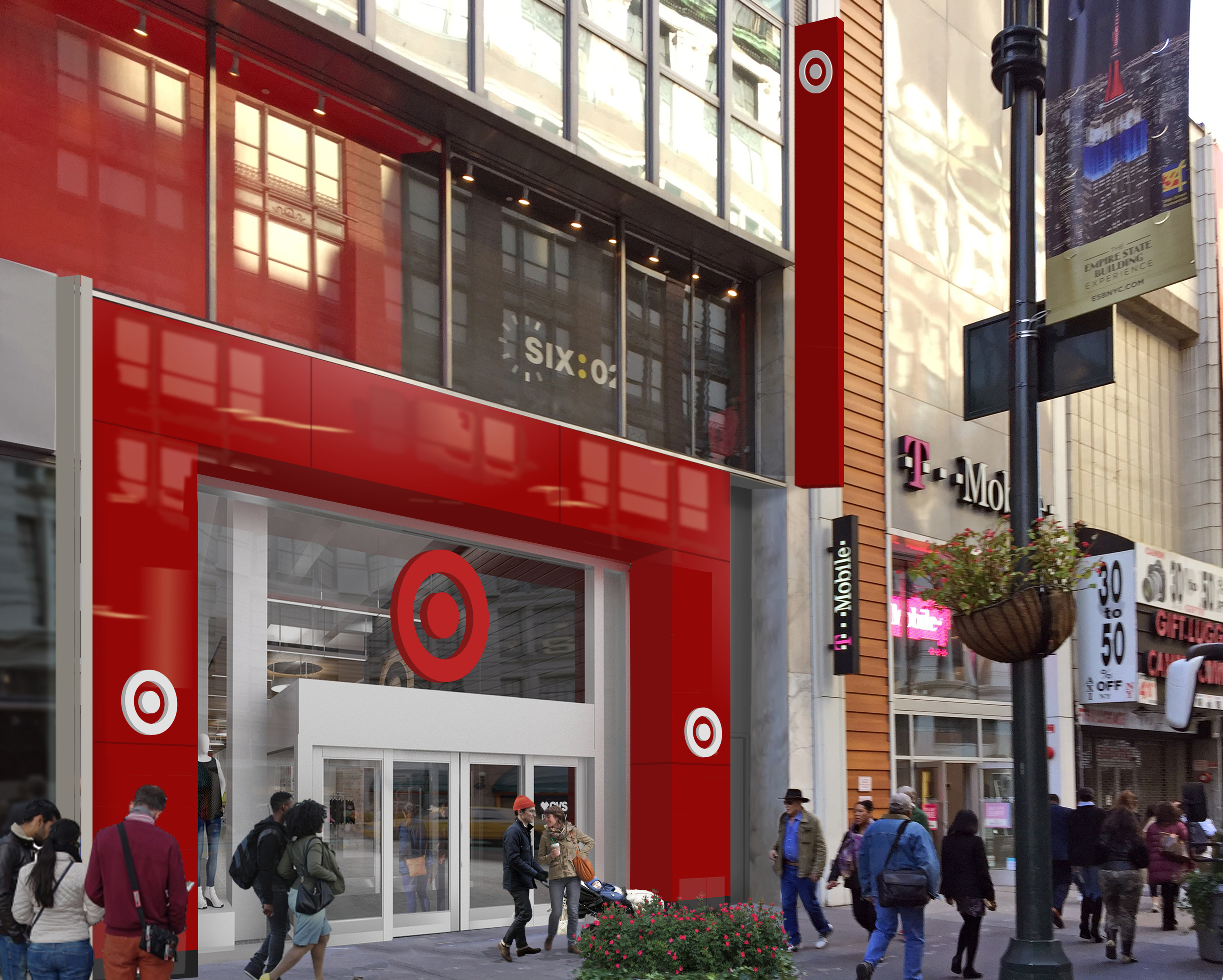 A brand-new Target is opening in Midtown Manhattan this year