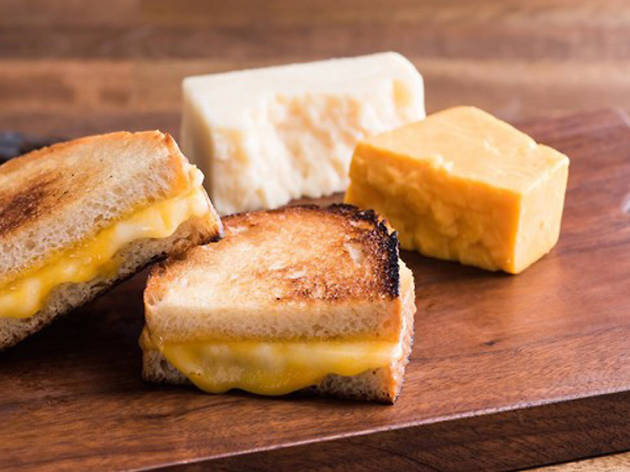 La Brea Bakery Grilled Cheese Night