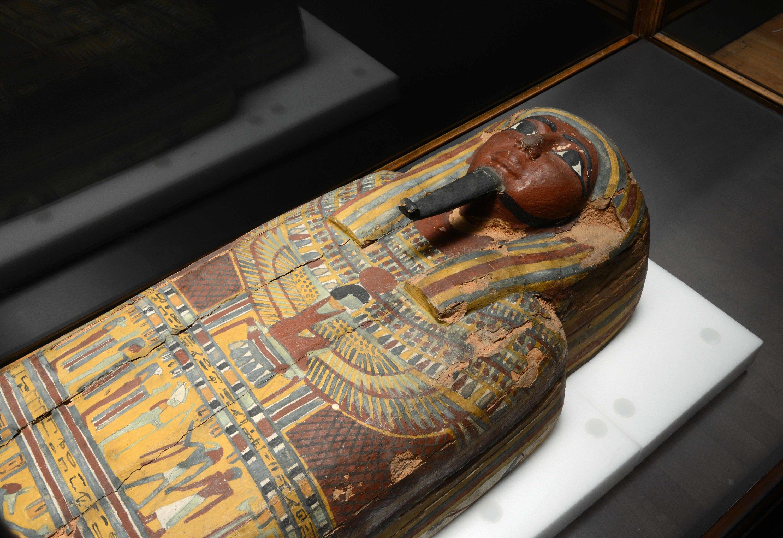Mummies of the World Traveling Exhibit